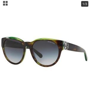 Michael Kors Bermuda Green Sunglasses💚